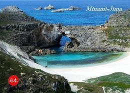 Bonin Islands Ogasawara Minamijima Island Ogiike Pond Beach UNESCO Japan New Postcard  Bonininseln AK - Japan