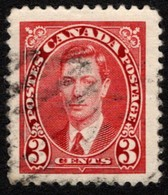 Canada - Scott #233 Used (4) - Used Stamps