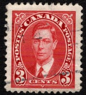 Canada - Scott #233 Used (6) - Used Stamps