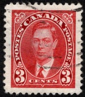Canada - Scott #233 Used (7) - Used Stamps