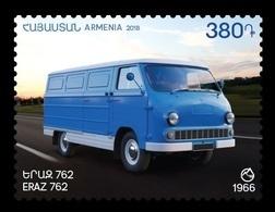 Armenia 2018 Mih. 1100 Automobile ErAZ 762 MNH ** - Armenien
