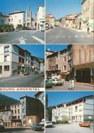 DPT 42 Loire Bourg Argental Altitude 534 Mètres Cpsm 15 X 10,5 TBE - Bourg Argental