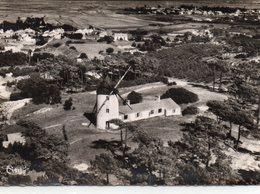 Ile De Noirmoutier L'Epine Belle Vue Aérienne Moulin De La Bosse Moulin à Vent - Ile De Noirmoutier