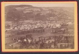 FRANCE 88 Vosges  -  Val D'Ajol,  C 1879 - Cabinet Photograph - Photos