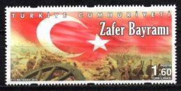 2016 TURKEY VICTORY DAY MNH ** - Nuevos