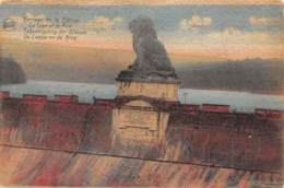Barrage De La Gileppe - Le Lion Et Le Pont - Gileppe (Stuwdam)