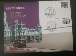 ESPAGNE SPANIEN SPAIN ESPAÑA 2019 51 ANIV CONMEMORATIVE NATIONAL STAMPDAY FDC - 1931-Heute: 2. Rep. - ... Juan Carlos I