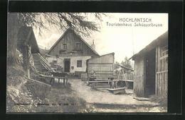 AK Hochlantsch, Touristenhaus Schüsserlbrunn - Unclassified