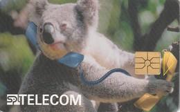 REPUBLICA CHECA. KOALA. C187A, 11/04.97. (180). - Phonecards
