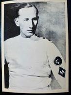 Photo Foto WW2 WWII : ELITE WAFFEN _ Reinhard HEYDRICH         ///Elite.1 - Guerre, Militaire