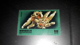1977 Serie Spaziale - Mongolia