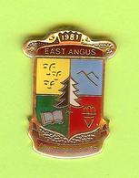 Pin's Ville Du Québec East Angus - 7FF14 - Villes