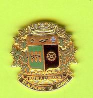 Pin's Ville Du Québec St-Alphonse De Granby - 8FF07 - Villes