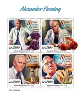 Sierra Leone 2019     Alexander Fleming   S201904 - Sierra Leone (1961-...)