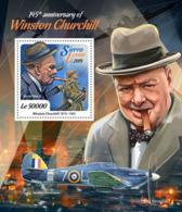 Sierra Leone 2019    Winston Churchill      S201904 - Sierra Leone (1961-...)