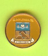 Pin's Ville Du Québec Saint-Athanase - 8FF18 - Villes