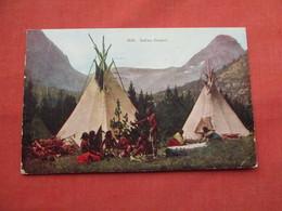 Indian Council     Ref  3467 - Indiani Dell'America Del Nord