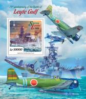Sierra Leone 2019      Battle Of Leyte Gulf  , World War II   S201904 - Sierra Leone (1961-...)