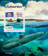 Sierra Leone 2019     Submarines   S201904 - Sierra Leone (1961-...)
