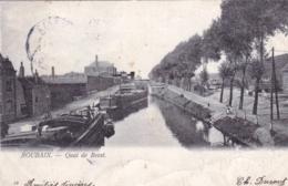 59 - Nord - ROUBAIX - Quai De Brest - Peniches - Roubaix