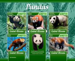 Guinea  Bissau   2019   Fauna  Pandas   S201904 - Guinée-Bissau