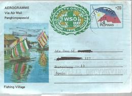 AEROGRAMME 1975 - Philippines
