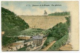 CPA - Carte Postale - Belgique - Souvenir De La Gileppe - Vue Générale- 1907 (B9274) - Gileppe (Stuwdam)