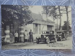 44] Loire Atlantique > Saint-Brevin-les-Pins HOTEL BEAUSEJOUR  MME MAINGUY PROPRIETAIRE - Saint-Brevin-les-Pins