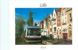 Lille - Le Tramway     U 1170 - Tramways