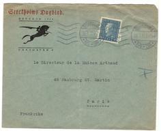 19492 - Pour La France - Schweden
