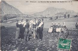 BAC19-  BRIANCON EN HAUTES ALPES LE BACCHUR BER  OU DANSE DES EPEES  CPA  CIRCULEE - Briancon
