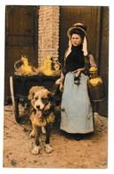 Laitière Flamande Hondenkar Dogcart Dog Chien Cane Hond - Artisanat