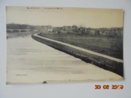 Accolay. Vue Prise Du Moulin. Seureau 2 Dated 1924. - Autres Communes