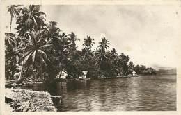 France -  Polynésie Française :  Tahiti  La Cote Est ( Carte Photo )  Réf 6683 - Polynésie Française