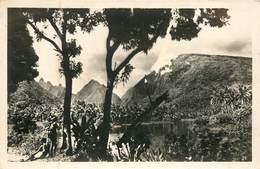 France -  Polynésie Française :  Tahiti  Vue De Tautira ( Carte Photo )  Réf 6684 - Polynésie Française