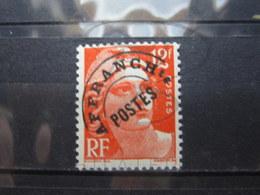VEND BEAU TIMBRE PREOBLITERE DE FRANCE N° 103A , XX !!! - Préoblitérés