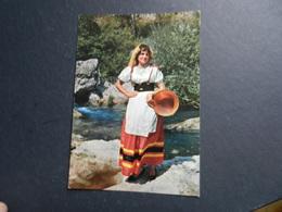 19954) COSTUMI D'ABRUZZO COSTUMI DELLA CONCA DI SULMONA RAIANO VIAGGIATA - Italy