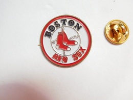 Beau Pin's , Baseball , Red Sox De Boston - Baseball