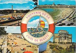 Souvenir De La COTE DE BEAUTE - Unclassified