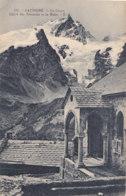Dauphiné (38) - La Grave - Eglise Des Terrasses Et La Meije - Unclassified