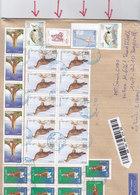 Algeria Com.cover 2019,franked 4 Stamps IMPERORATED+ 10 Falcons+13 Stamps Com.Scarce-SKRILL ONLY - Algeria (1962-...)