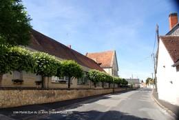 Maillé (37)- Rue Du 25 Août (Edition à Tirage Limité) - Autres Communes