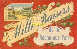 85 La Roche Sur Yon, Ancienne Fantaisie, Mille Baisers, Artaud Nozais 13, Pas Courante - La Roche Sur Yon