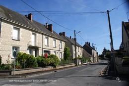 Maillé (37)- Rue Du Haut Bourg (Edition à Tirage Limité) - Autres Communes