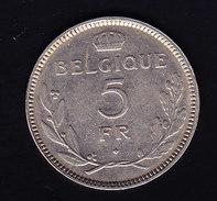 BELGIQUE MORIN N° 453b TTB++. (B7) - 06. 5 Franchi