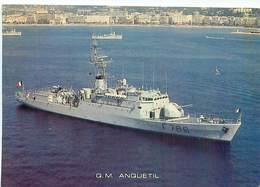 Marine Nationae Aviso - Quartier Maitre Anquetil   U 1179 - Guerra