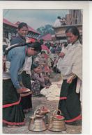 Nepal / Postcards / Thailand / Returned + Undelivered Mail - Nepal