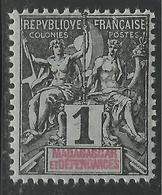 MADAGASCAR 1896 YT 28** - Madagascar (1889-1960)