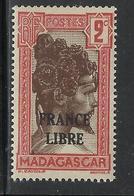 MADAGASCAR 1943 YT 242** - SANS CHARNIERE NI TRACE - Madagascar (1889-1960)