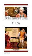 Maldives  2019   Chess   S201904 - Maldives (1965-...)